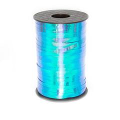 Лента голография Голубая, 0,5 см * 500 м