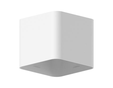 Корпус светильника накладной для насадок 70*70mm C7805 SWH белый песок 70*70*H60mm MR16 GU5.3