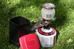 Лампа газовая туристическая Primus Easylight Duo - 2