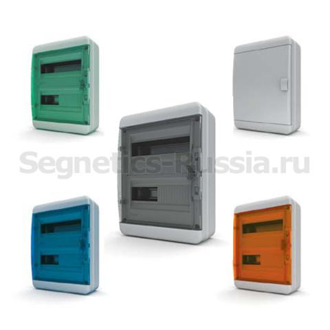 Щит навесной 24 мод IP65 Текфор - Все цвета