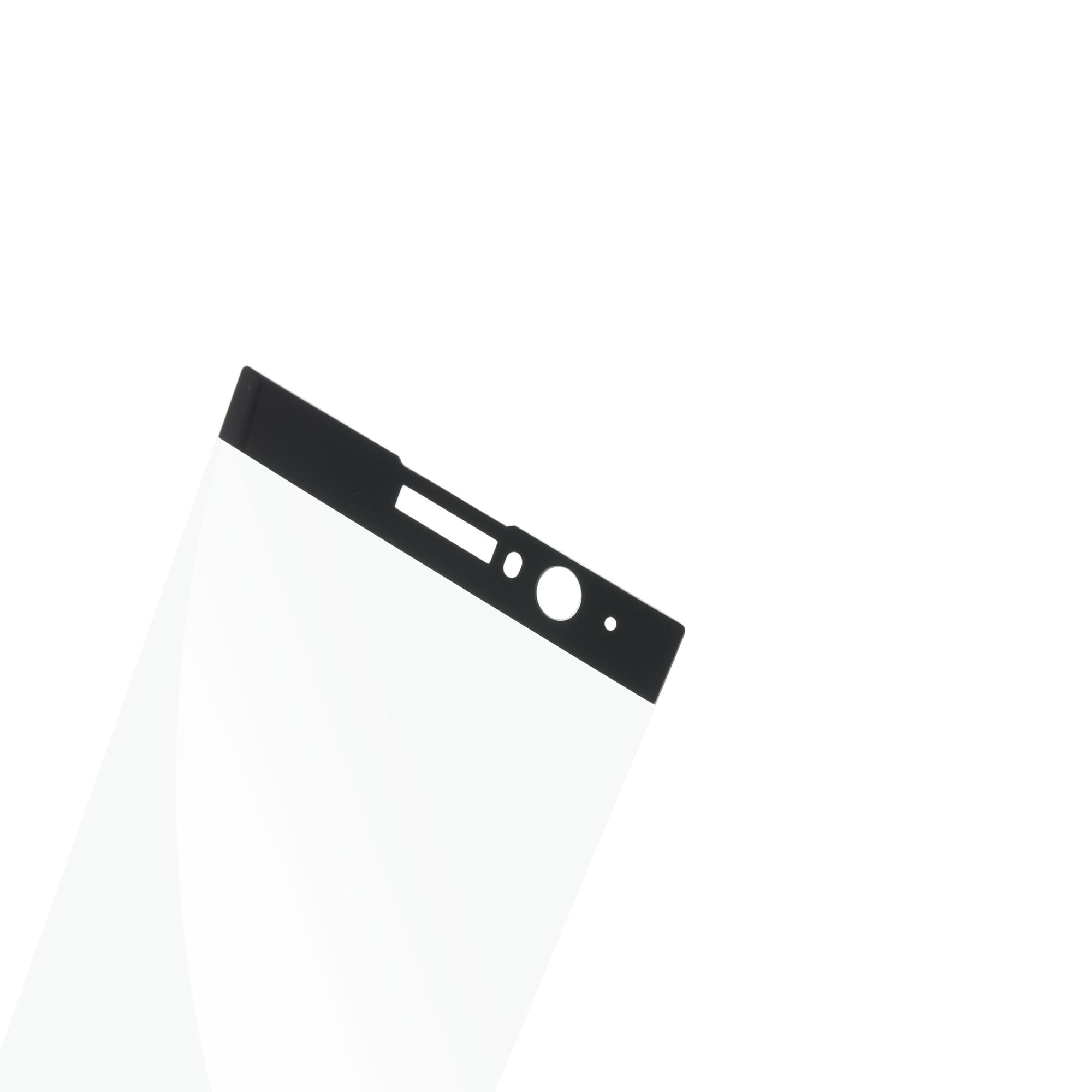 Brosco XA2 Plus / Стекло защитное 3D, цвет чёрный