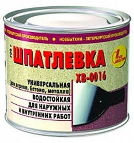 Новбытхим Шпатлевка ХВ-0016