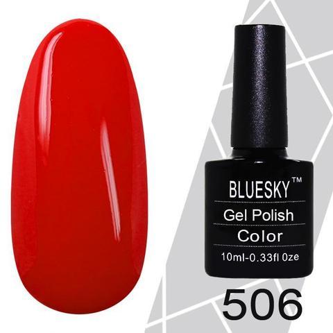 Bluesky, Гель-лак M506