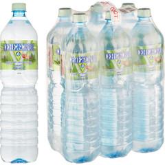 Вода минеральная Сенежская негазированная 1.5 л (6 штук в упаковке)