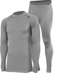 Комплект термобелья Noname Arctos 21 Underwear Gray