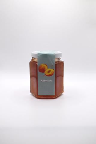 Варення абрикосове