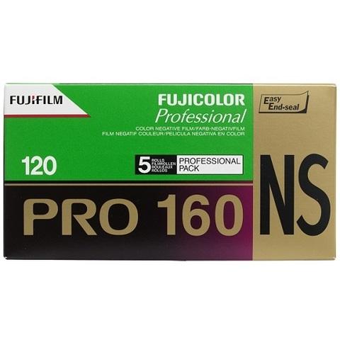 Среднеформатная цветная фотопленка Fujicolor PRO-160 NS6x7 120