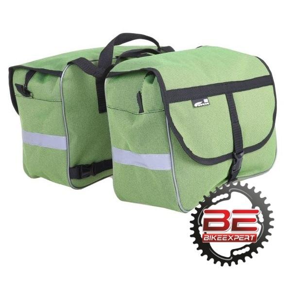 Велосумка на багажник Course BC094 КАНТРИ-2