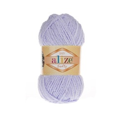 Пряжа Alize Softy цвет 146
