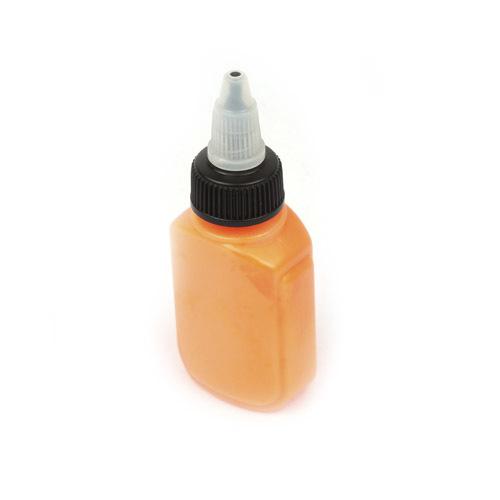 Краска Exmix Краска  флюоресцентная Exmix Оранжевый 45 мл Exmix-FLU-O-50.jpg