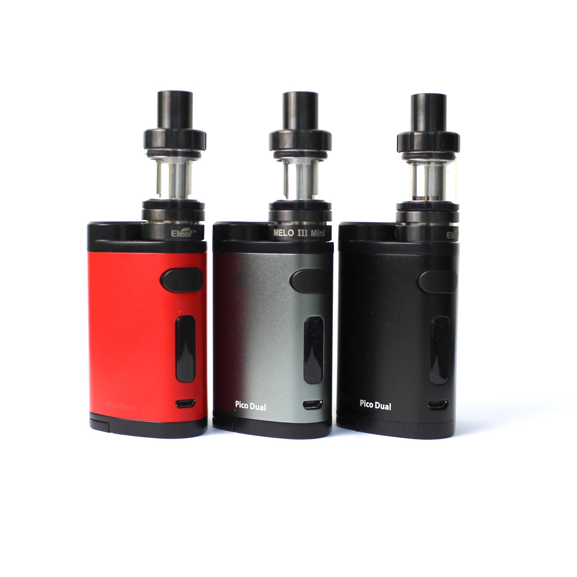 Набор Eleaf Istick Pico Dual kit цвета