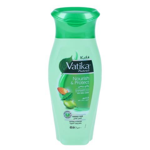 Шампунь для волос (VATIKA Питание и защита  ) 400мл