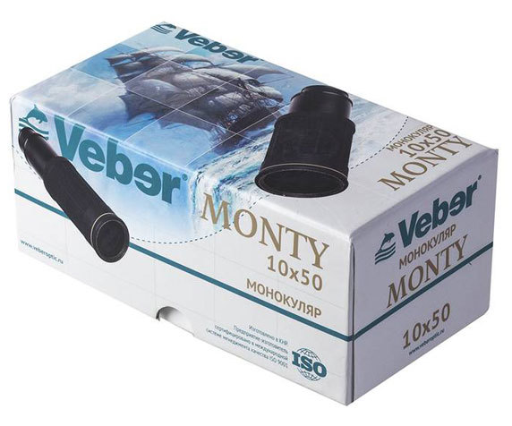 Упаковочная коробка Veber Monty