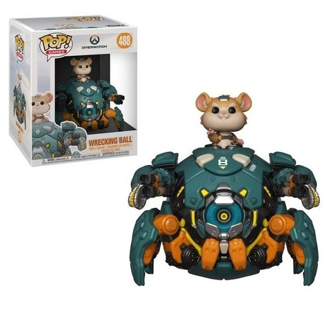 Фигурка Funko POP! Vinyl: Games: Overwatch S5: 6
