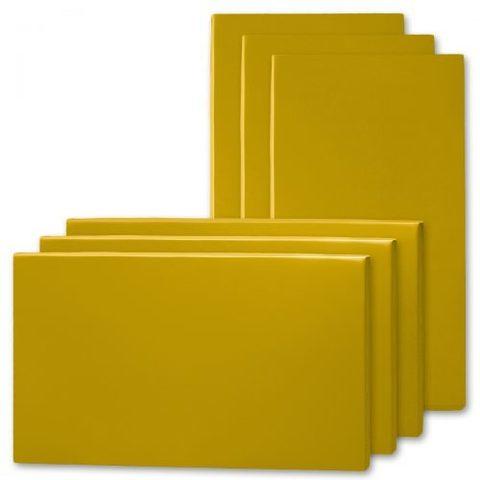 ВЫГОДНЫЙ КОМПЛЕКТ ПВХ панель ECHOTON CLEAN ACOUSTIC PANEL Размеры: 60x120 см  5 см комплект 6 штук