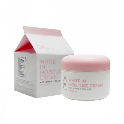 G9Skin White In Moisture Cream увлажняющий крем для лица