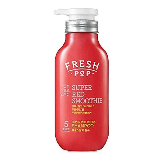 Кондиционер «Ягодный смузи» для увеличения объема волос Fresh Pop Super Red Smoothie ( 500 мл)