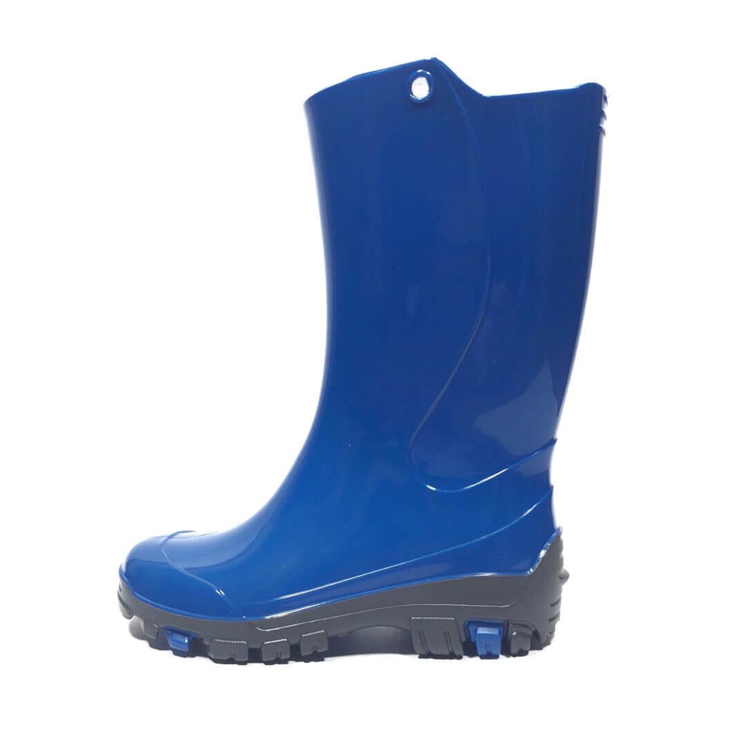 Детские резиновые сапоги Nordman Rain Синие