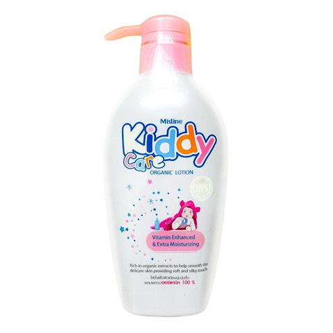 Детский лосьон для тела Kiddy от Mistine 400 мл / Kiddy organic lotion 400 ml