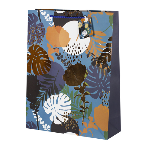 Пакет подарочный Tropic 32*42*11.5 1