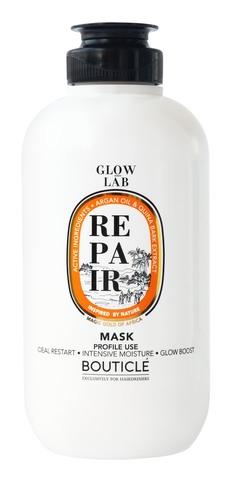 Восстанавливающая маска придающая сияние - ARGAN REPAIR ILLUMINATING MASK BOUTICLE (250мл)