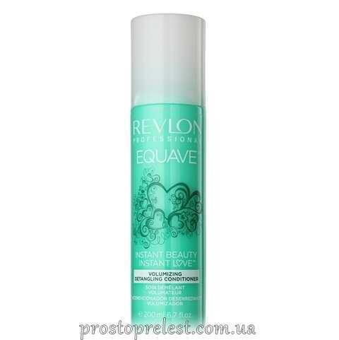 Revlon Professional Equave IB Conditioner 2 Phase Volumizing Detangling - Кондиционер 2-фазный для тонких волос с кератином