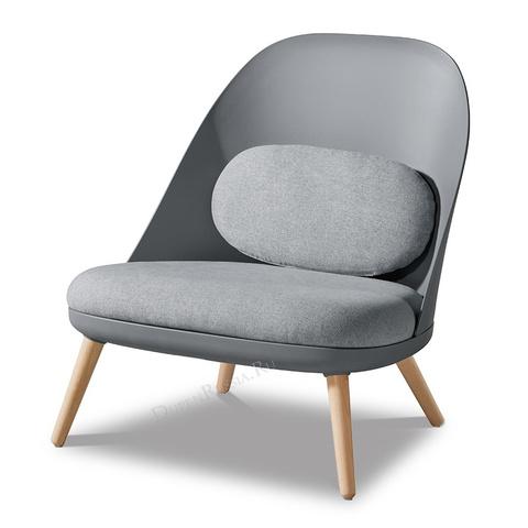 Кресло RX-12W серое HE512-10