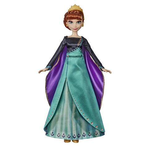 Дисней Холодное сердце 2 Королева Анна Музыкальная кукла