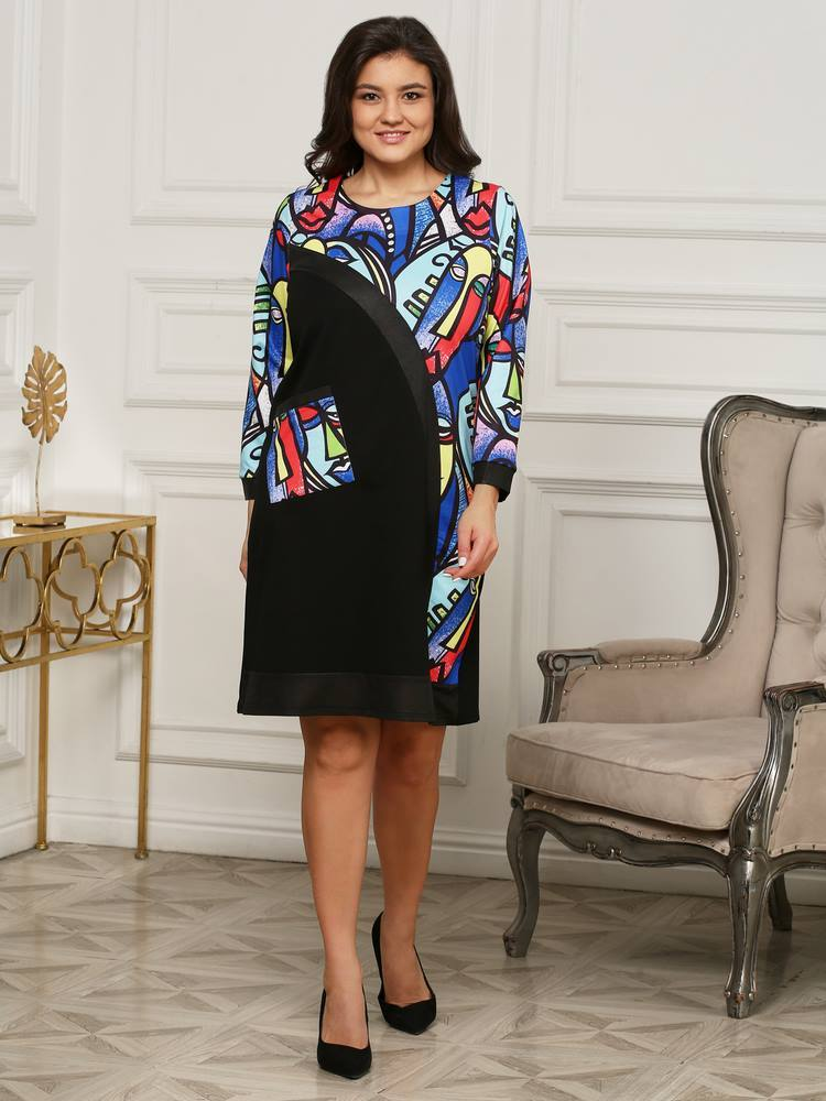 Короткое платье с длинным рукавом DR21109 Платье import_files_ed_ed20fa5565fa11eb80ed0050569c68c2_d695aac96f5a11eb80ed0050569c68c2.jpg