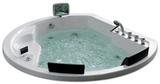 Гидромассажная ванна Gemy G9053 O 185х162