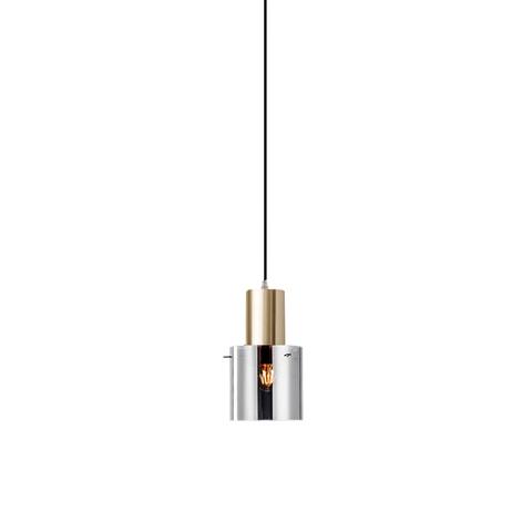 Подвесной светильник Bullet by Light Room (хром)