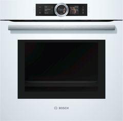 Духовой шкаф с СВЧ и пароваркой Bosch Serie | 8 HNG6764W6 фото
