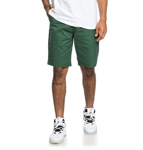 Шорты DC Shoes WORKER STRAIGHT M WKST GRW0 HUNTER GREEN