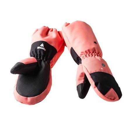 Варежки WeeDo Unicorn (светло-розовые)