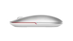 Беспроводная мышь Xiaomi Mi Elegant Mouse Metallic Edition White (Белый)