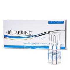 Heliabrine Ампулы Укрепляющие с БИО-серой для жирной кожи головы 8*5 мл