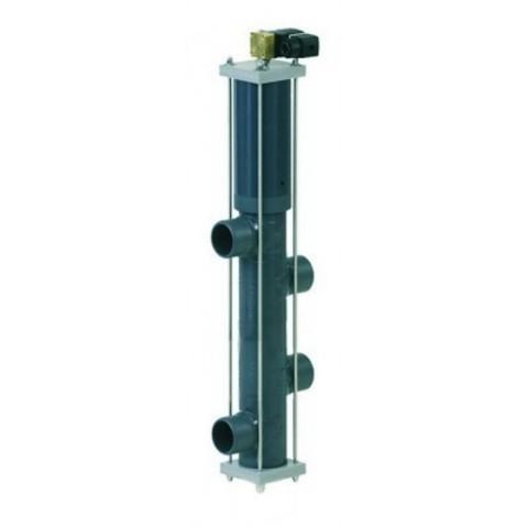Автоматический вентиль Besgo 4-х позиционный DN 40 диаметр подключения 50 мм с электромагнитным клапаном 230В