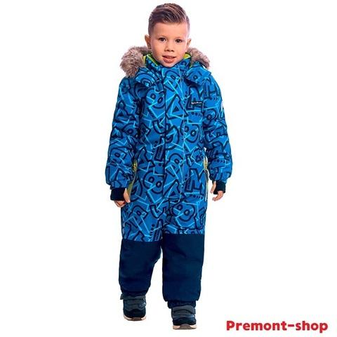 Комбинезон Premont Хамбер Колледж WP92174 BLUE