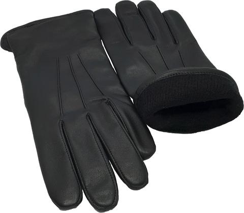 Перчатки кожаные офицерские