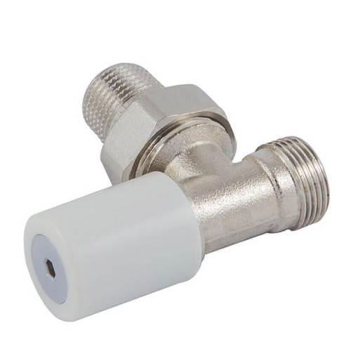 Ручной вентиль с наружной резьбой, угловой, DN 15 1/2 GZ * M22*1.5GZ