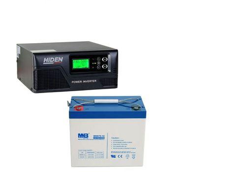 Комплект ИБП HIDEN CONTROL HPS20-0812+MNB MNG 75-12