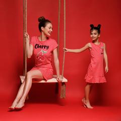 Детская женская ночная сорочка E20K-44X101