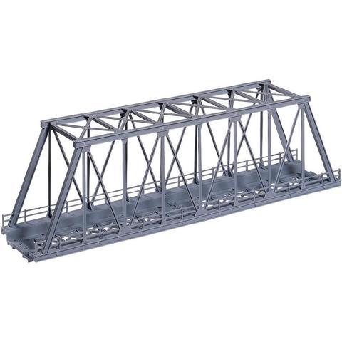 Мост фермовый - высокий, (H0)