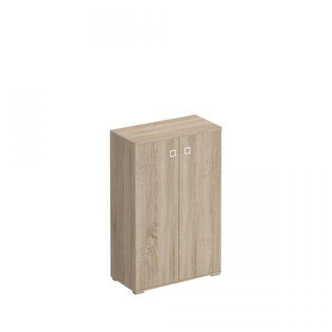 КС 300 Шкаф для документов закрытый средний (90.2x44.2x137.8)