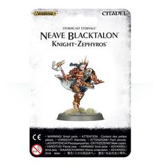 Neave Blacktalon