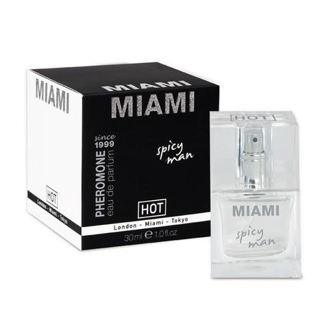 Мужские духи с феромонами Miami Spisy Man - 30 мл.