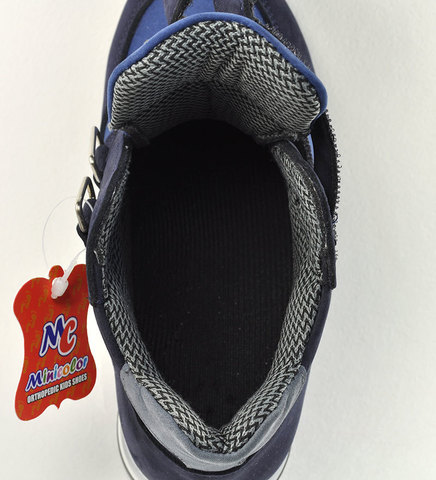 Ботинки утепленные Minitin (Minicolor)