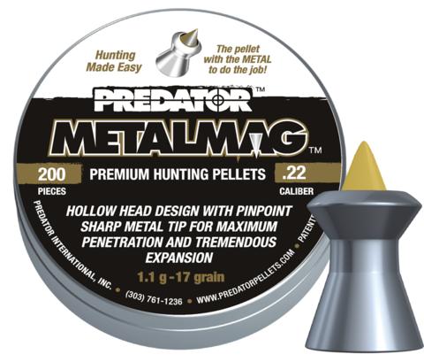 JSB Predator Metalmag 5,5/1,1