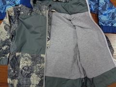 Куртка  цветная  с капюшоном д/детей