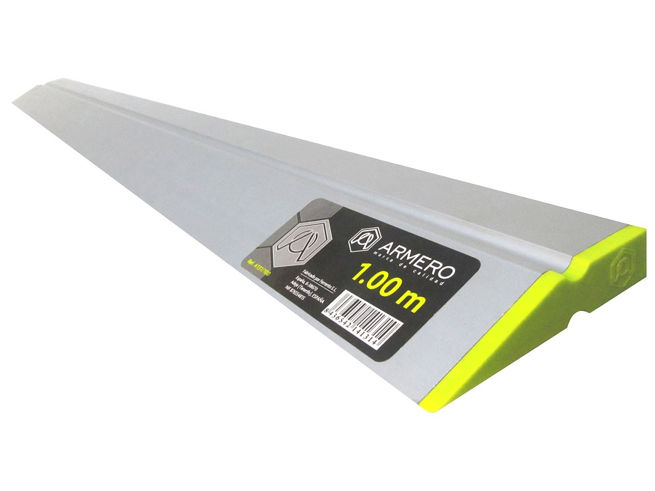 Правило алюминиевое A131/100, 1.0м